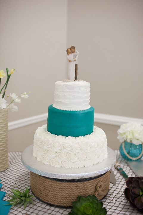 Wedding Cakes and Groom's Cakes