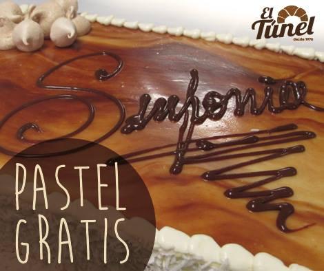 Continua la promoción de Pastel Gratis para la persona que más comparta esta foto.Sigan participando y ganando con El Tú...