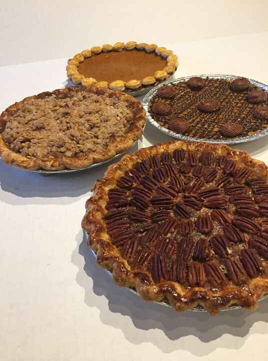 We are taking very limited Thanksgiving Pie orders. If you're interested, message us here for more information. We are o...