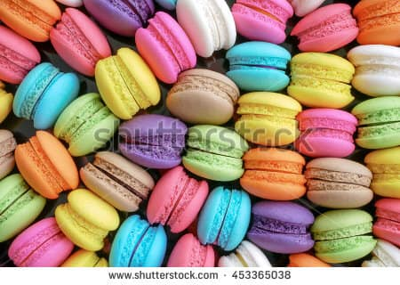 French Macarons in so many flavors. Give us a call to make it a Sweet Occasion 248-935-2248.